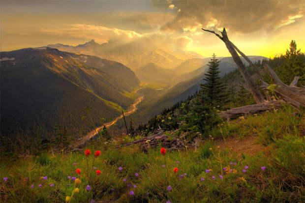 Фотографии гор Красивые горы со всего мира 7