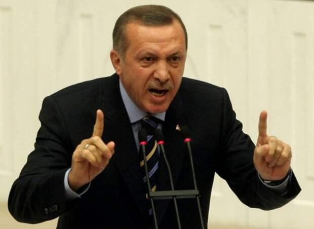 Турция Эрдоган