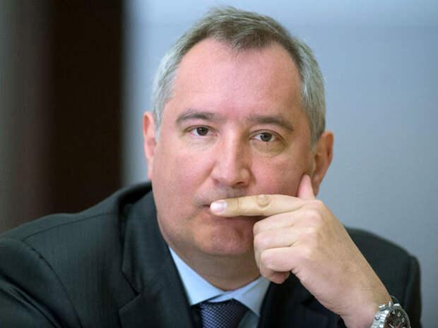 """""""Не догоним никогда"""": Рогозин признал девятикратное отставание России от США в космической сфере"""