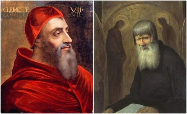 Почему в одних религиях предписано отпускать и носить бороду, а в других запрещено