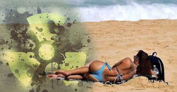 Радиоактивные пляжи Гуарапари: райское место со смертельно опасным песком