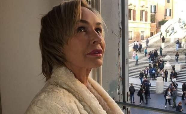 У Натальи Андрейченко умерла мать
