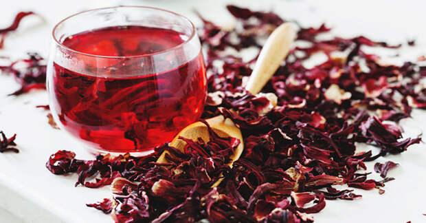 Чай, который регулирует уровень эстрогена и давление, что особенно важно для женщин старше 45 лет