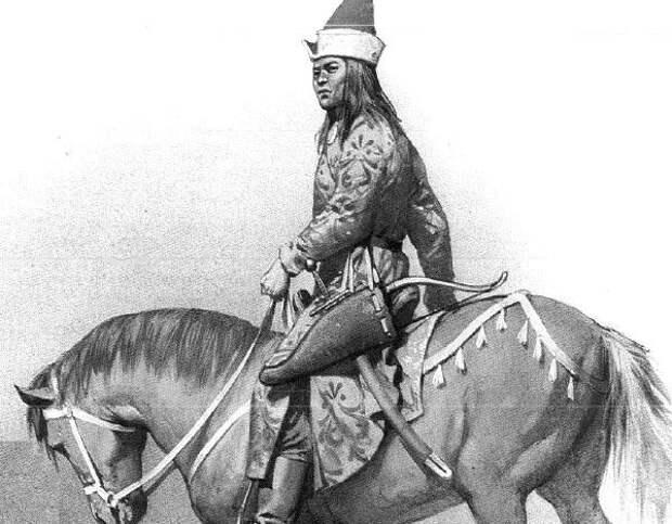 Какие народы являются потомками половцев