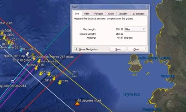 20 мая в Вайоминге наступила вулканическая зима. Скоро она будет везде: магнитный полюс сместился на 400 км за месяц!
