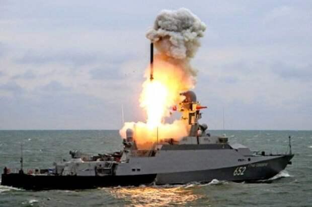«Москитный флот» России уступает ВМС США по всем статьям