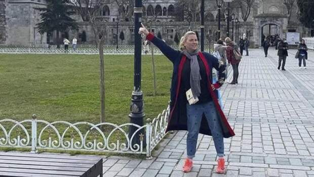 Анна Семенович мечтает обзавестись квартирой в Стамбуле