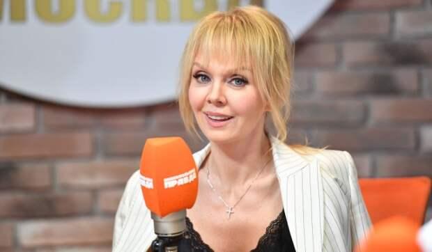 Валерия заявила о близости с бывшей женой Пригожина