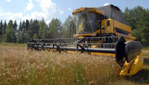 Подмосковье подписало соглашение об обеспечении сельхозпроизводителей оборудованием