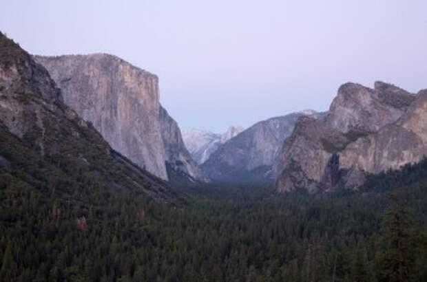 Геологи США: Центральная долина Калифорнии проваливается под землю