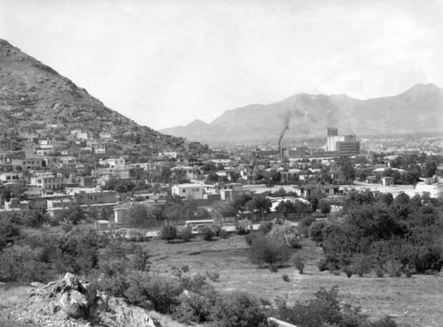 Афганский фотоархив