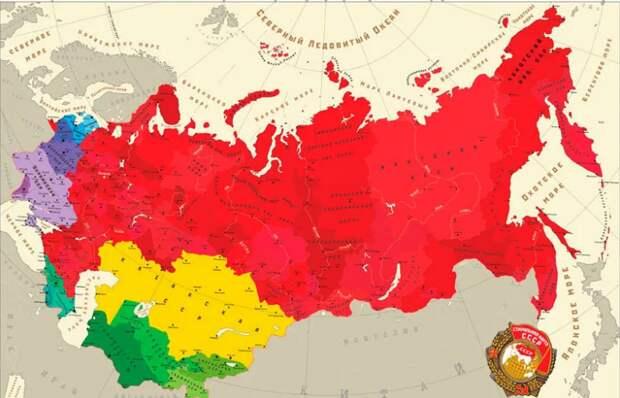 Как Россия должна вести себя с остальными странами бывшего СССР?