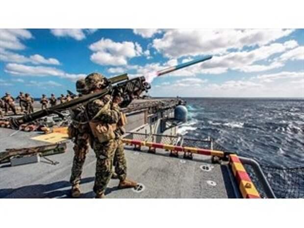 США готовят удар в самый беззащитный район России