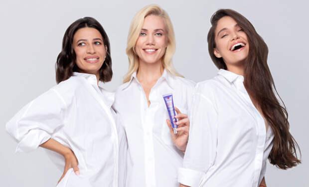 Елена Крыгина, Мария Мельникова и Самира Мустафаева представили коллаборацию Calzedonia x Erborian