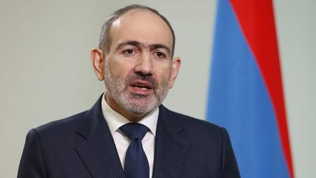 Пашинян отметил важность военного союза Армении и России