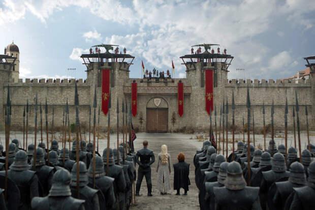 Фанаты «Игры престолов» смогут посетить экскурсию по декорациям к сериалу