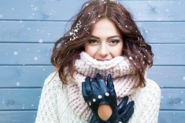 Холод нипочем: защищаем кожу от мороза