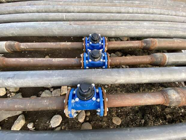 В Крым и Севастополь направили 3,3 миллиарда рублей на решение водных проблем