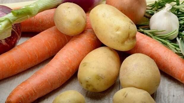 Почему морковь и картофель стали дороже бананов
