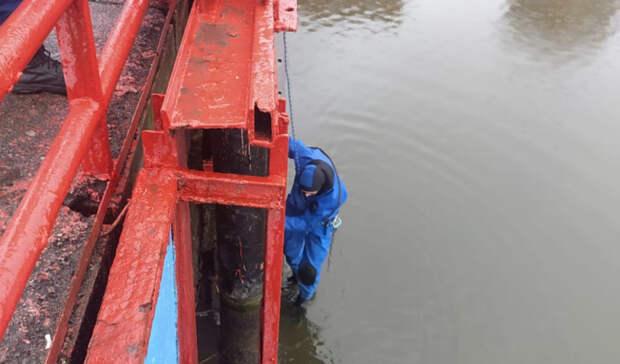 ВРостове из-за аварии надамбе водохранилища уровень воды упал на1,5 метра