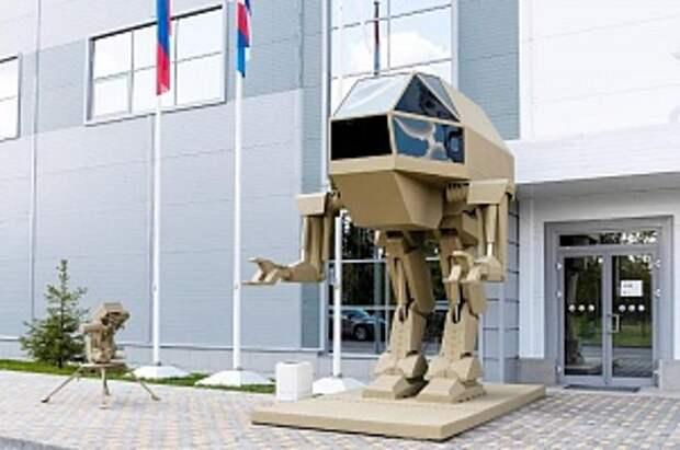 В бой идут одни… роботы. О некоторых последних разработках российской военной науки
