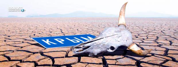 В Киеве предлагают вывезти «своих» из Крыма и засушить полуостров