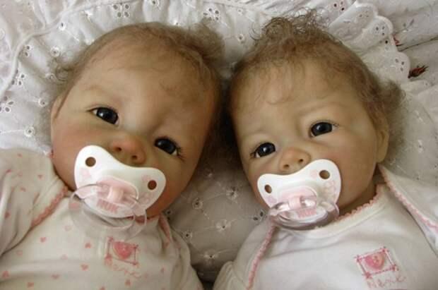 Реборн, куклы, пупсики... сурогатное материнство?