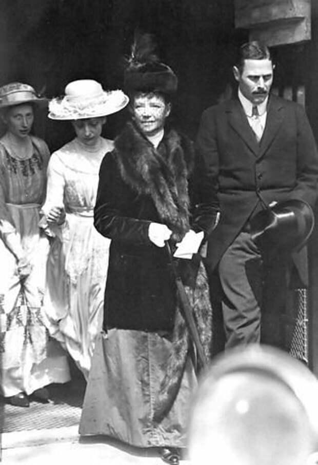 Как сложилась судьба императрицы Марии Федоровны после революции? Её последние годы жизни...