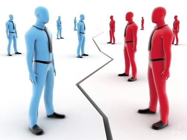 Понятие о норме и роли меньшинств. Прикладная конфликтология