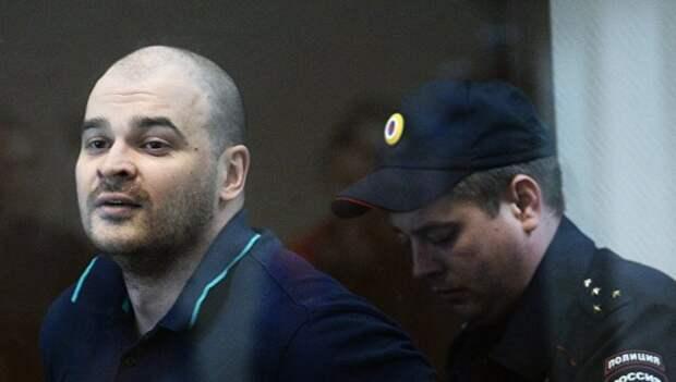 Националист Марцинкевич по прозвищу Тесак осужден на десять лет колонии