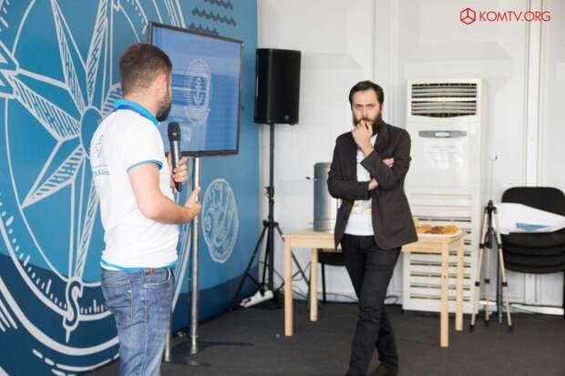 В Крыму состоялась сессия дизайн-мышления по созданию центра компетенций по вопросам городской среды 1