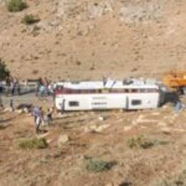 В Иране в ДТП с автобусом с журналистами погибли три человека — «ДТП»