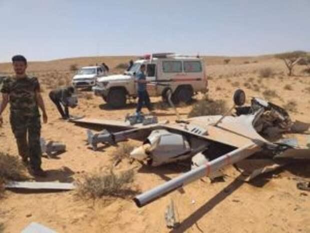 «РГ»: российские «Панцири» уничтожили в Ливии 20 турецких беспилотников