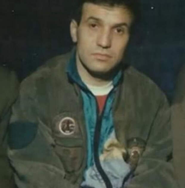 Махарбек Каргаев (Руслан)