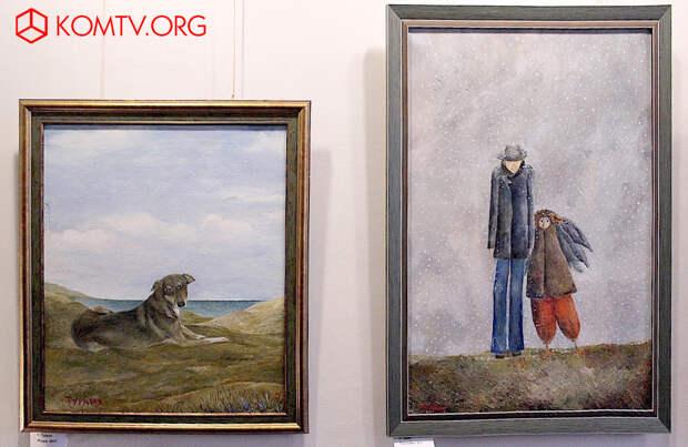 Наталия Туркия «Мойра» и «Пора домой», 2017