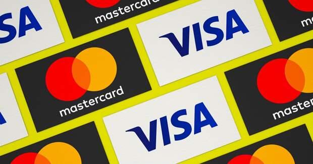Visa и MasterCard вводят комиссию для банков за онлайн-платежи