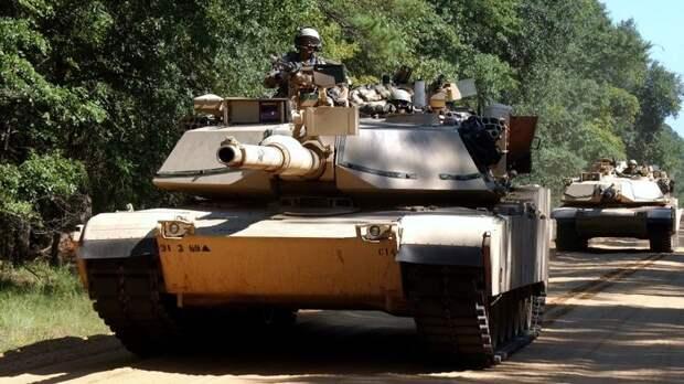 Танковые батальоны Белоруссии и США подошли к литовской границе
