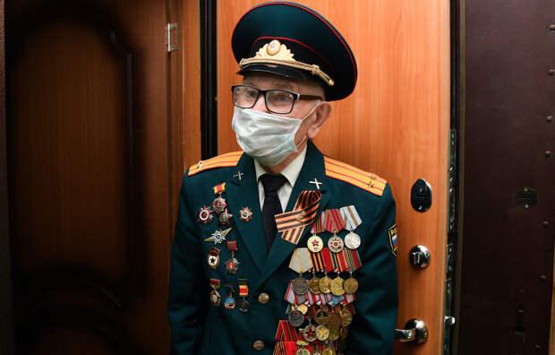 ТОП голосования: Фронтовик и Почетный гражданин Тверской области проголосовали в Твери