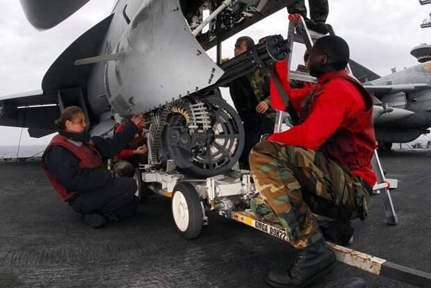 Авиационная пушка M61A2: облегчённый вариант «Вулкана»