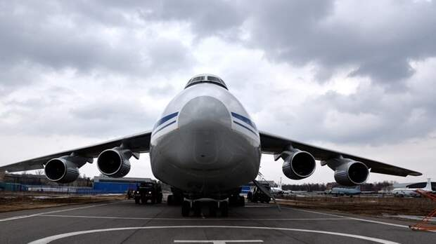 Замгендиректора ОАК назвала характеристики нового сверхтяжелого транспортного самолета
