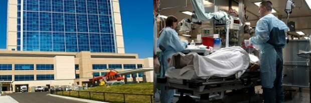 Израильские врачи спасли россиянина после множественных остановок сердца