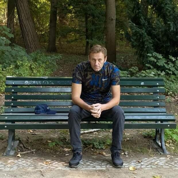 Чудесное выздоровление Навального