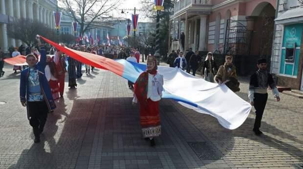21 апреля - День возрождения реабилитированных народов Крыма
