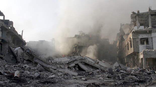 40 американцев отстреливались от 500 «русских» наемников: NYT нарисовала первый бой России и США в Сирии