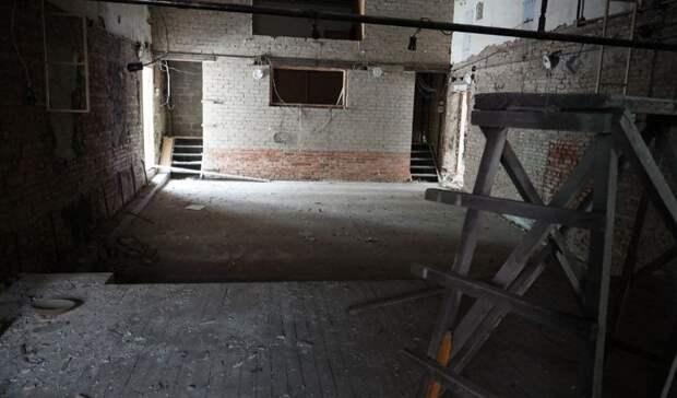 Воренбургском театре кукол «Пьеро» продолжают реконструкцию