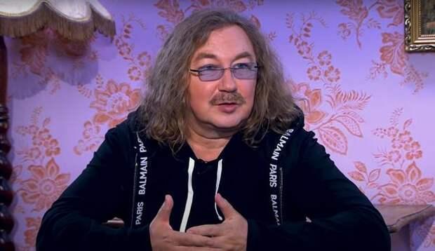 Игорь Николаев объяснил, почему всю жизнь ходит с усами