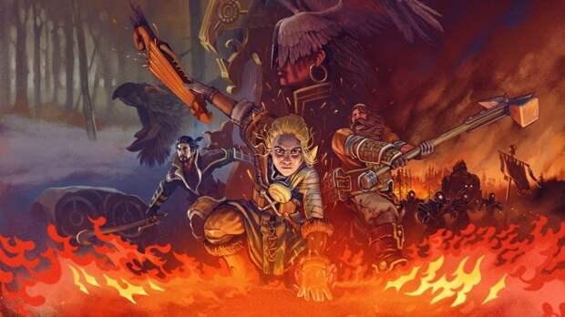 Iron Danger — сказочная тактика с финским фольклором и перемоткой времени