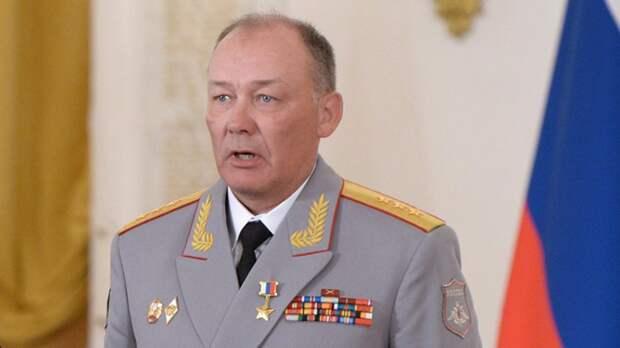 Командующий Южным военным округом Александр Дворников