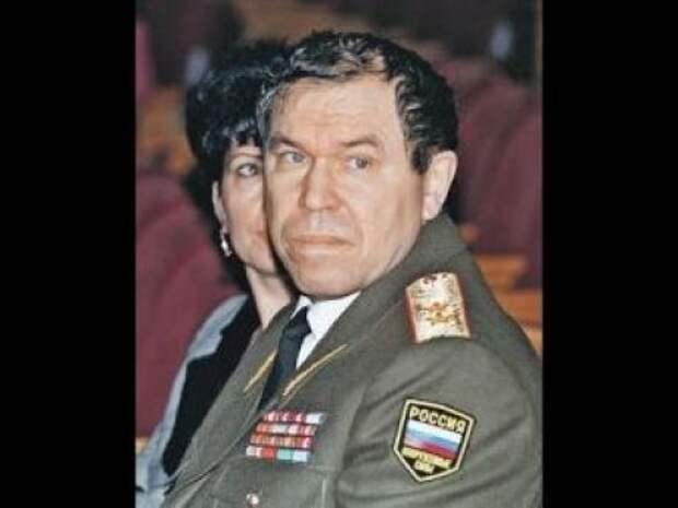 Генерал Рохлин: жизнь и смерть