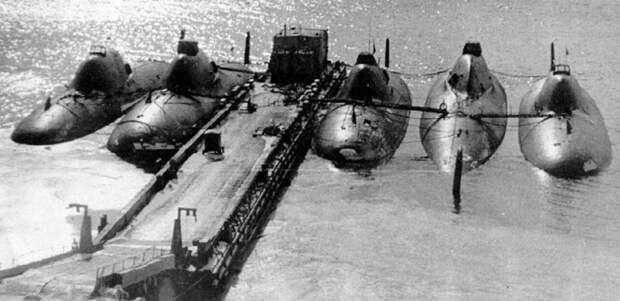 National Interest рассказал, почему ВМС США не скопировали российские титановые подводные лодки